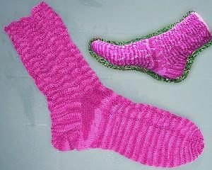 Socken für Susan