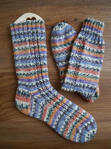 Brasil-Socken