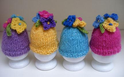 Eierwärmer Zu Ostern Teil 1 Strickblog