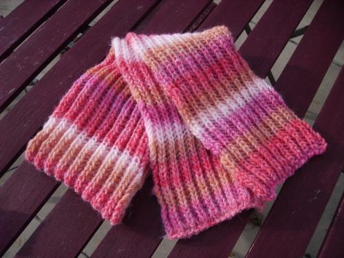Schal aus Stoppino