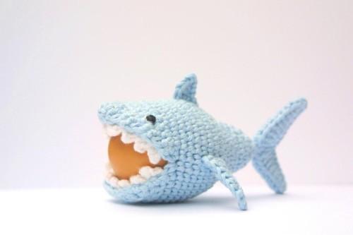 Eierwärmer Hai