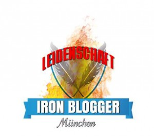 Iron blogger blogparade