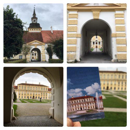 Lustwandeln im Schloss Schleißheim