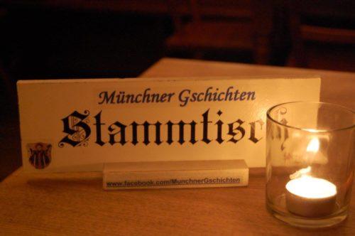 Münchner Gschichtn Stammtisch