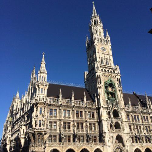 Rathaus - Was würde ich an München vermissen?
