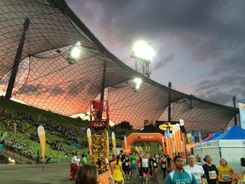 B2Run im Olympiastadion