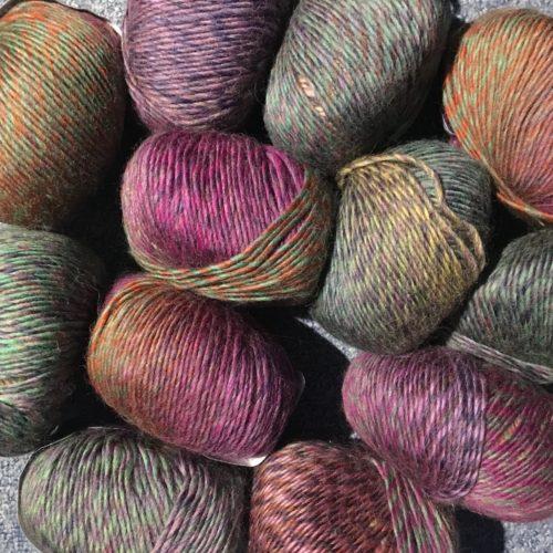 Lidl-Wolle: Maike von Crelando