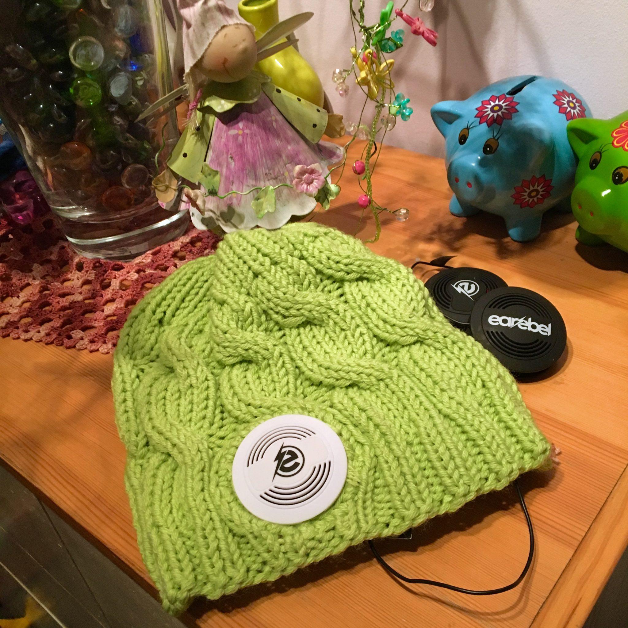 Strickblog Mütze Für Earebel Kopfhörer Selbst Stricken