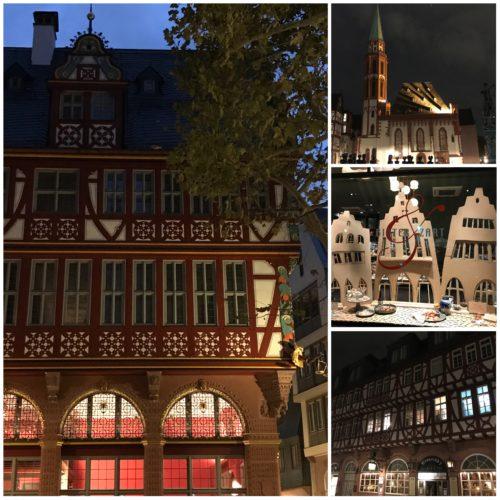 Frankfurter Fachwerkhäuser