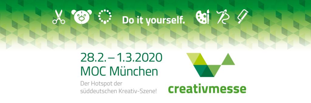 Creativmesse MOC München 28.2.-1.3.